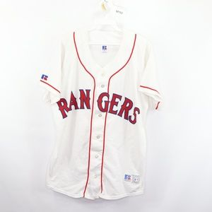 Vintage Russell Athletic Texas Rangers MLB Jersey